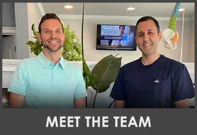 Chiropractors Canton GA Jeffrey Getbehead and Sal Gerami
